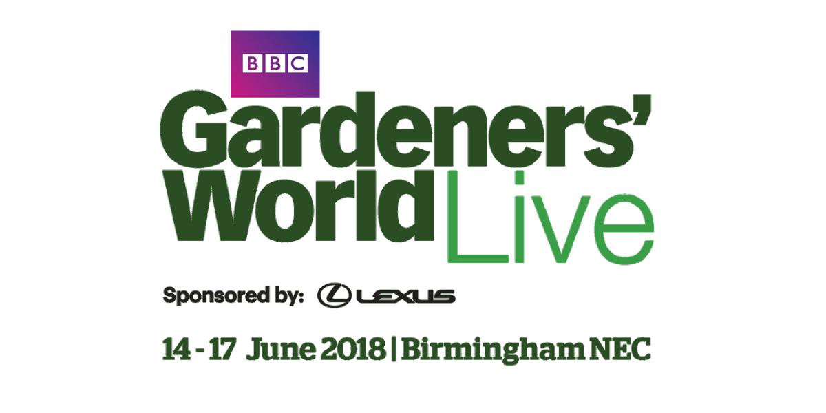 Gardeners' World Live 2018 aankondiging