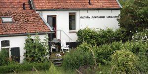 Natura speculum creatoris boerderij Millingen