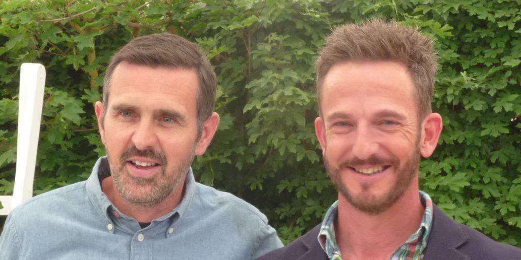 Adam Frost en Nick Bailey