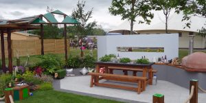 Showtuin op Gardeners' World Live 2018