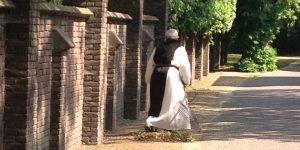 Abdij Lilbosch monnik