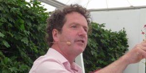 De Ierse tuinontwerper Diarmuid Gavin