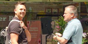 Skinny Jean Gardener en Matt Biggs