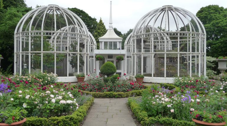Birmingham Botanical Gardens Volières