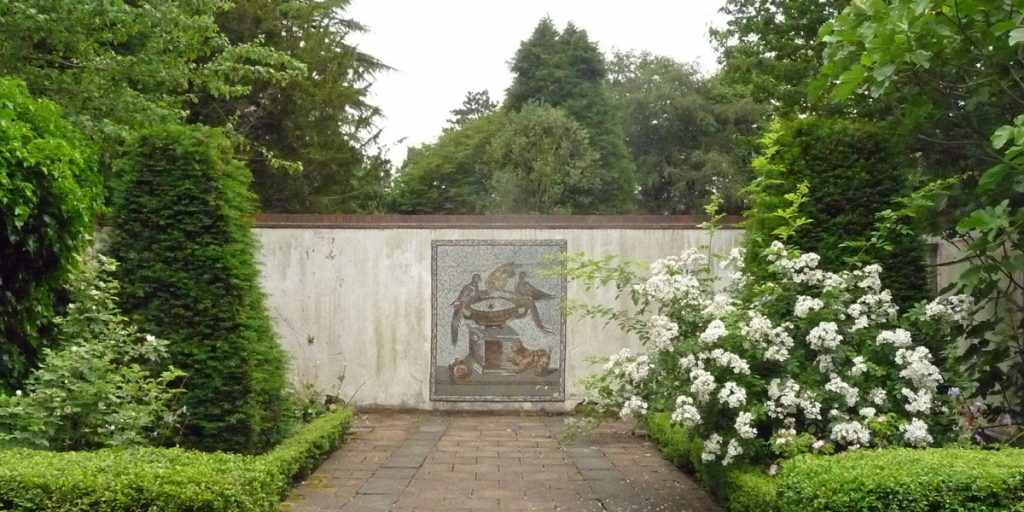 180617 Birmingham Botanical Gardens (08) Romeinse tuin