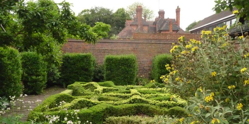 180617 Birmingham Botanical Gardens tudortuin