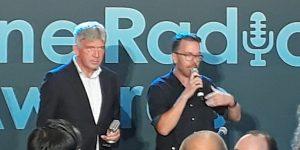 180904 Online Radio Awards Michiel Veenstra