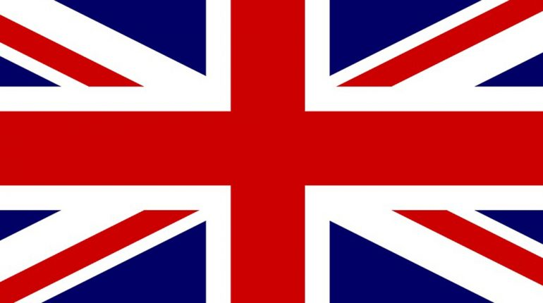 Union Jack Britse vlag