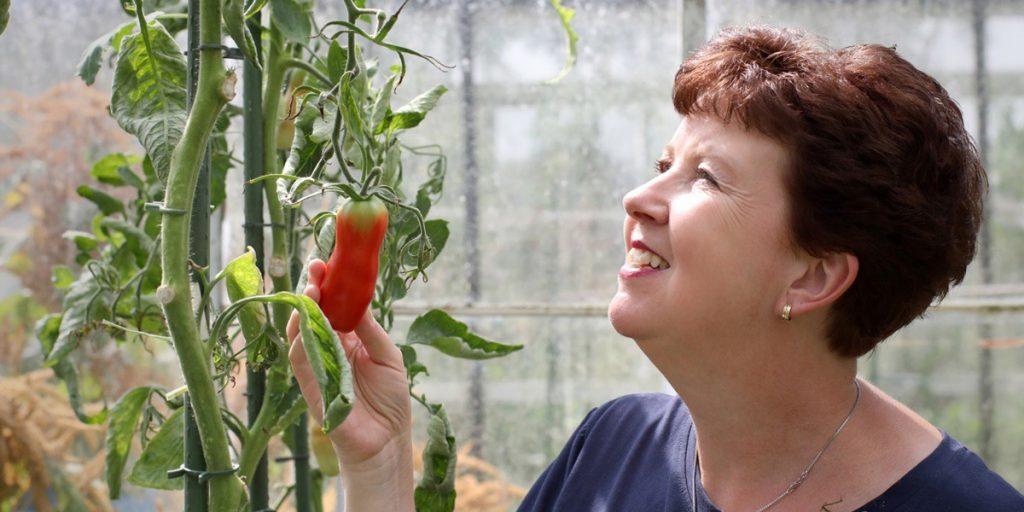 Diana Stek van 'Diana's Mooie Moestuin'