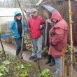 Leden VTV Dongenseweg bespreken hun tomatentest