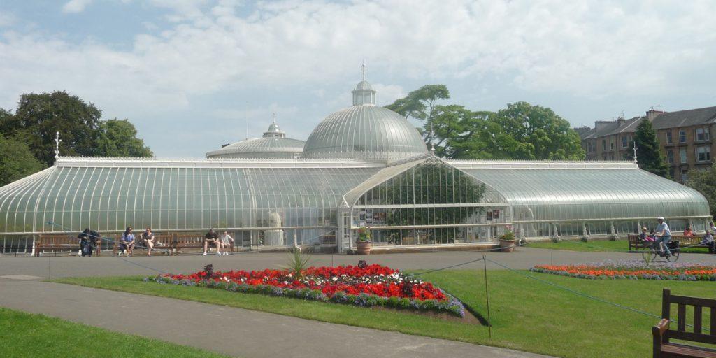 Glasgow Botanic Gardens, Kibble Palace