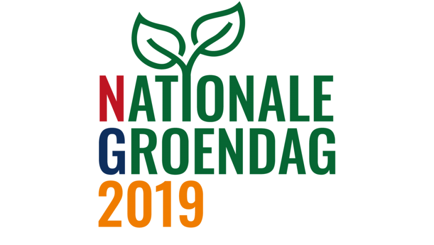 Nationale Groendag 2019 logo