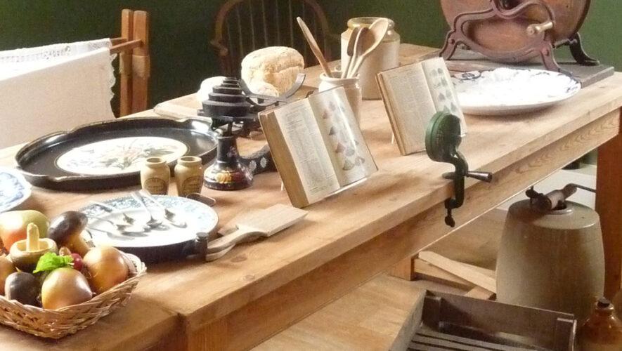 Een kijkje in de keuken van Winterbourne House