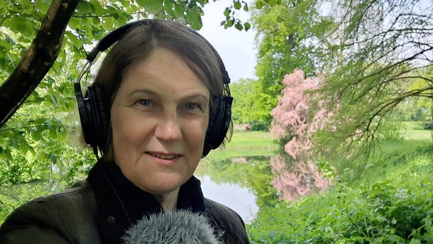 Hemmen kasteelpark podcaster Ivonne Smit