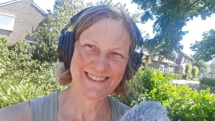 Podcaster Ivonne Smit van Discutafel